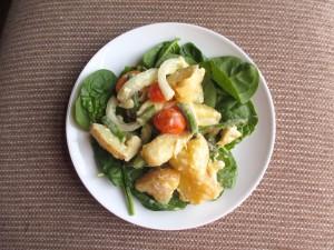 Light & Fresh Potato Salad   918 Plate