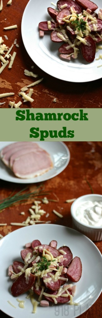 This easy spud appetizer will be a sure crowd-pleaser and remind you of Kilkenny's Irish Pub in Tulsa, OK!