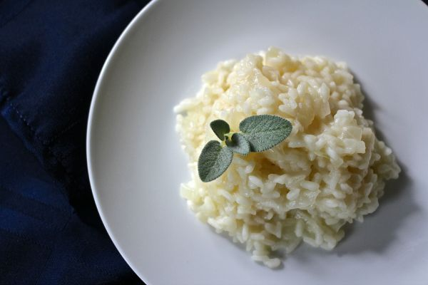 Basic Risotto | 918 Plate