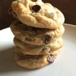 Mama Marla's Chocolate Chip Cookies | 918 Plate