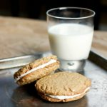 These oatmeal creme pies are full of enough sugar and spices that will make you feel like fall all-year round!