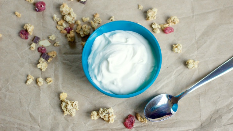 Make your own homemade yogurt – it's easier than you think and really tangy and delicious!