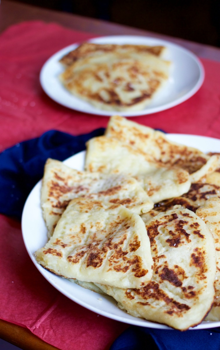 Tattie Scones are the pinnacle of the Scottish breakfast that sets it apart from the rest!