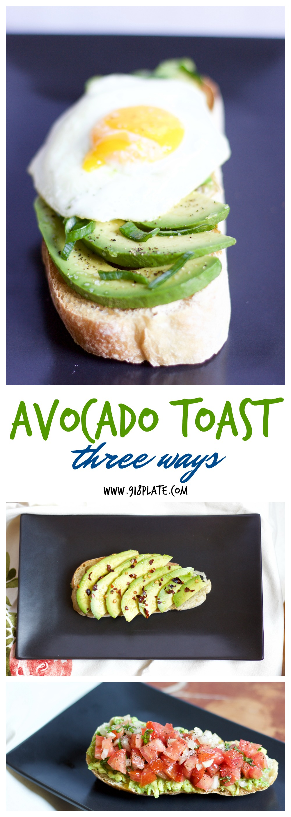 Feel like a millionaire with bruschetta avocado toast that you can make at home!
