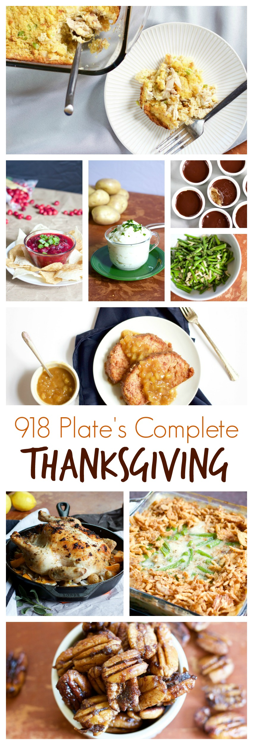 A Complete Thanksgiving by 918 Plate